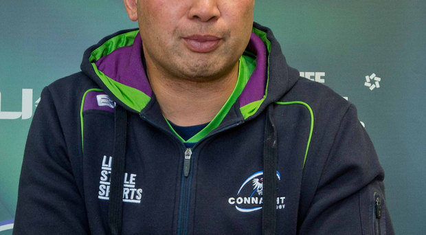 Low point: Pat Lam was unhappy with his side's display
