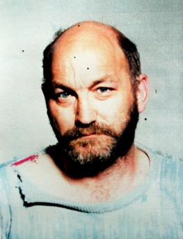 Child killer Robert Black
