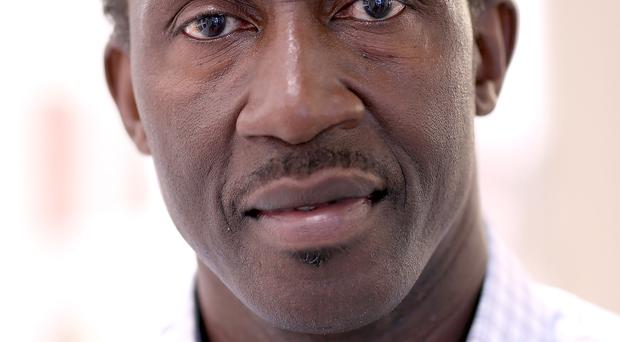 Clear-out: Linford Christie wants a purge at the IAAF