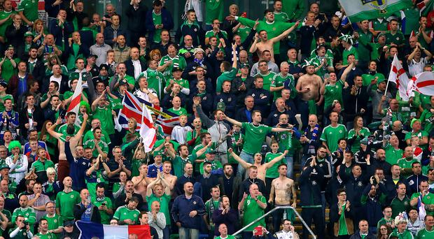 Over 50,000 applications were made via the Uefa online portal before yesterday morning's team-specific deadline, but only 25,000 tickets are available to Northern Ireland fans