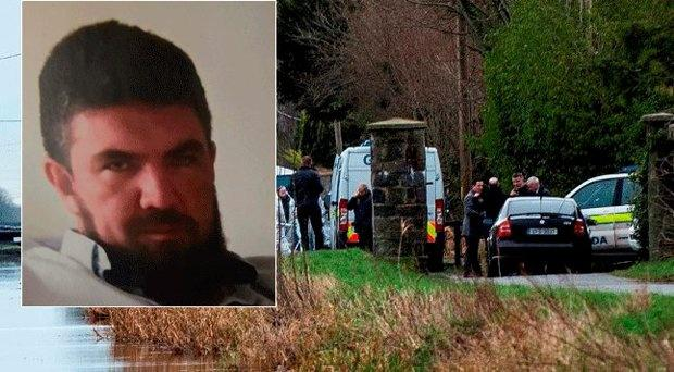 Kenneth O'Brien's body was found in the Grand Canal at Ardclough in north Kildare
