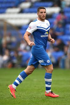 Moving on: Conor Washington has joined QPR for £2.8m