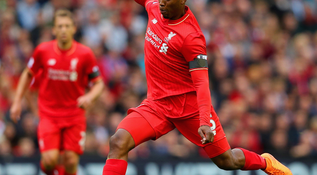 Still out: Daniel Sturridge's injury problems continue to frustrate Liverpool boss Jurgen Klopp and rule the striker out of tonight's clash with Exeter
