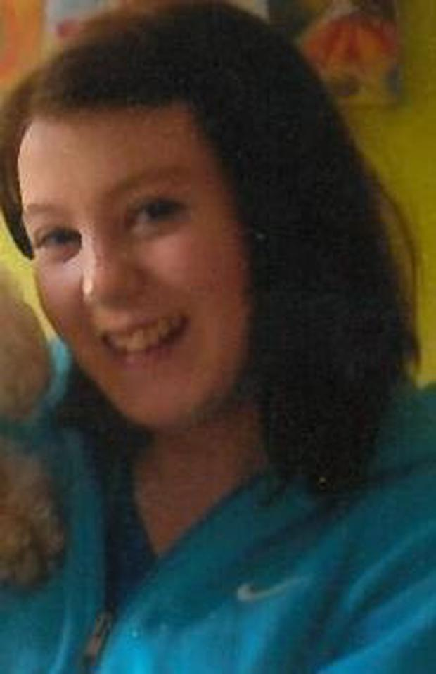 Sophie was last seen in the Belvoir area of south Belfast