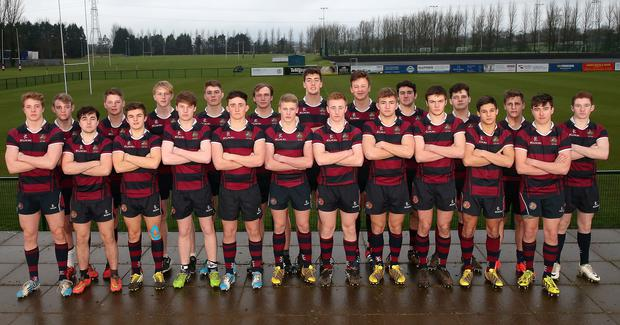 Up for the cup: Belfast Royal Academy will face city rivals, Grosvenor Grammar, in the Schools' Cup tomorrow