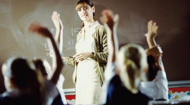 Absence rates at schools across Northern Ireland have risen, according to the latest data