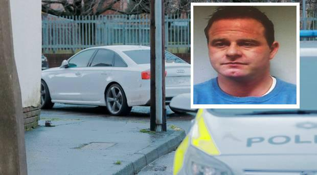 Stephen McFarlane has been charged with attempted murder