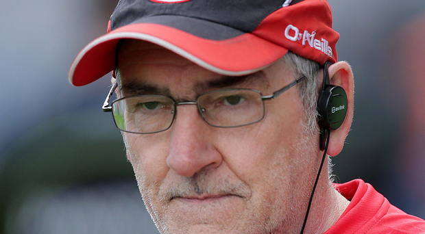 Shake up: Mickey Harte has made changes to Tyrone squad