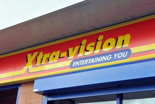 Xtra-Vision is closing the remainder of its Northern Ireland stores