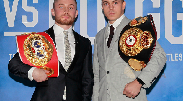 Carl Frampton will face Scott Quigg on February 27