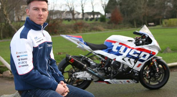 Stock on the rise: British 1000cc Superstock champion Josh Elliott has a bright future at only 21-years-old