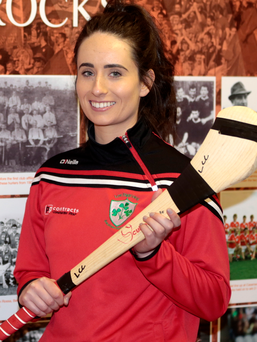 Leading lady: Loughgiel's Una McNaughton will have big role