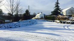 Draperstown, Co Londonderry. Pic Hugh McCloy