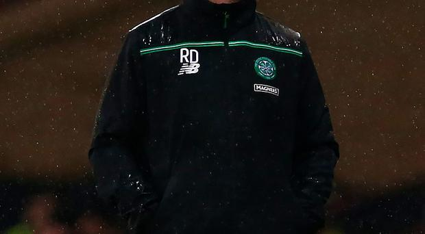 Fall guy: Ronny Deila admits the defeat was his fault