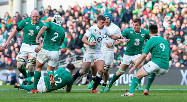 It's feared many Fine Gael voters will be more concerned with travelling to the Ireland Six Nations rugby match against England in Twickenham on February 27, than voting.