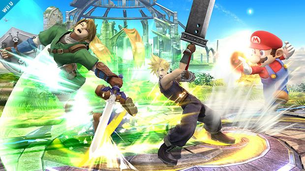 A Nintendo NX Smash Bros. game would be the first since 2014's release of the game for Wii U and 3DS