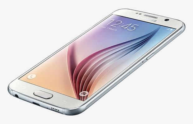 Samsung Galaxy S6 is the firm's current flagship model