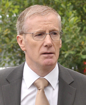 The DUP's Gregory Campbell