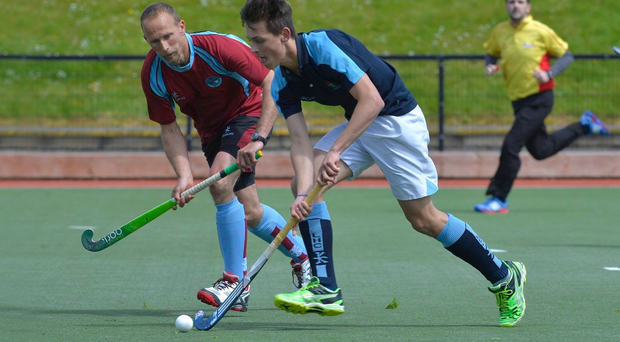 Busy guy: Matthew Nelson will play in the Burney Cup and IHL in one day