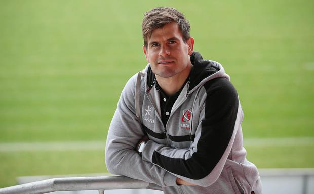 Louis Ludik will remain at Ulster.
