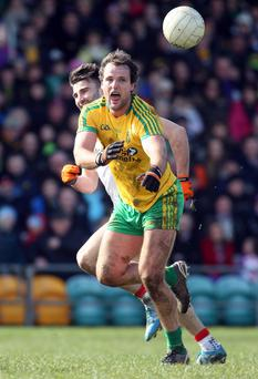 Huge boost: Michael Murphy hailed Rory Kavanagh's return