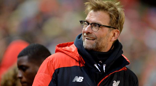 Liverpool's German manager Jurgen Klopp my see a walkout from fans this weekend