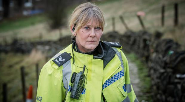 Sarah Lancashire is back in Happy Valley