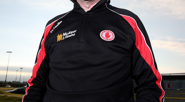 Table talk: Mickey Harte wants his men to push for promotion