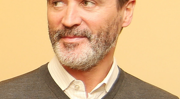 Roy Keane was speaking at a charity function in Armagh