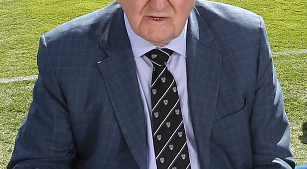 Critical: George Hook has hit out at Six Nations organisers