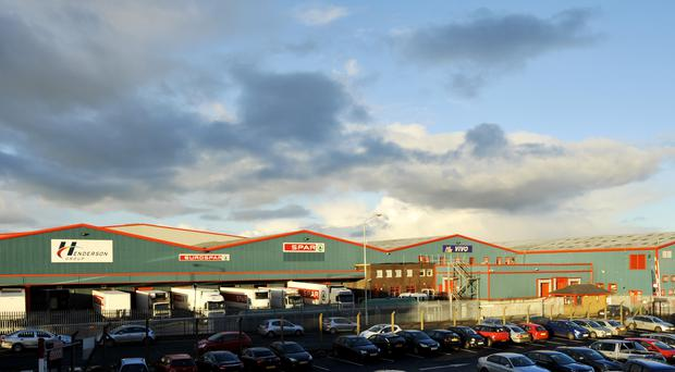 The Henderson Group HQ at Mallusk