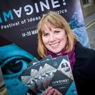 "Comedian Nuala McKeever invites audiences to ""Start Making Sense"" at the Imagine! Festival, which runs from 14-20 March across Belfast."