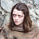 Maisie Williams as Arya Stark – photo Macall B. Polay/HBO