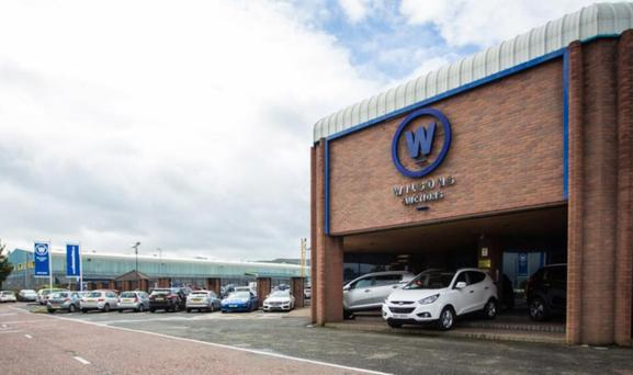 Wilsons Auctions buys two sites for business in England