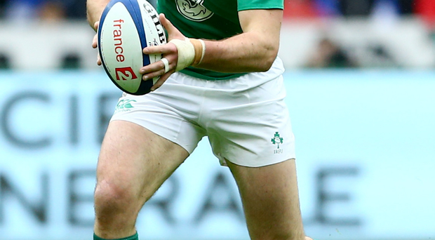 On the move: Robbie Henshaw is set to leave Connacht