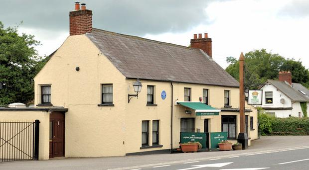 Newtownabbey's Crown and Shamrock is on sale for £325k