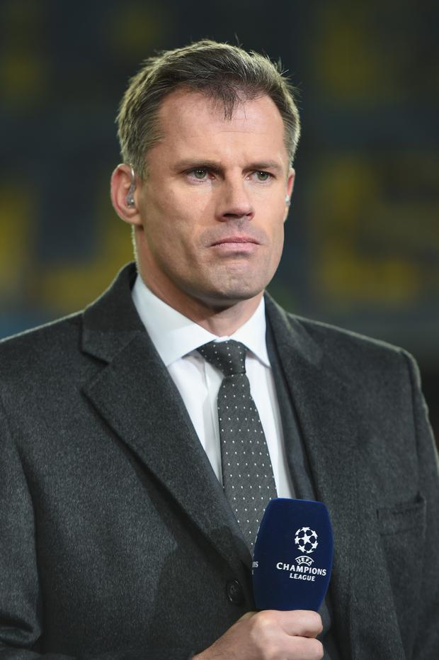 Jamie Carragher has been kept informed of the developments.