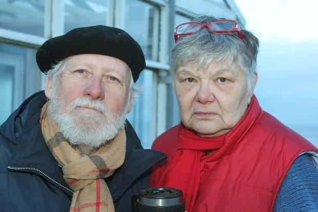 Roddy and wife Maureen have owned the house for almost 40 years.