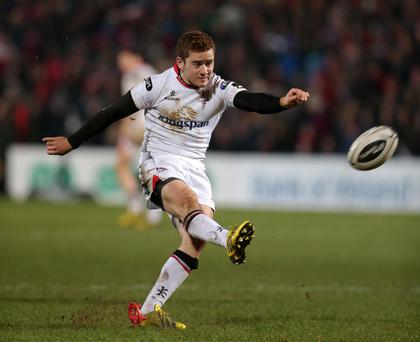 Ulster's Paddy Jackson