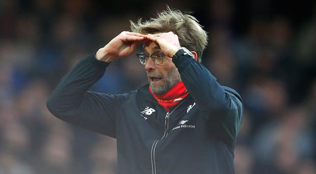 Restless native: Jurgen Klopp is looking for a happy homecoming on his return to Germany