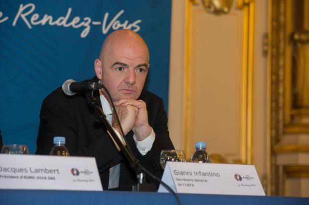 Candidate: Gianni Infantino