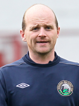 Warrenpoint manager Barry Gray says tonight's game will not be decisive