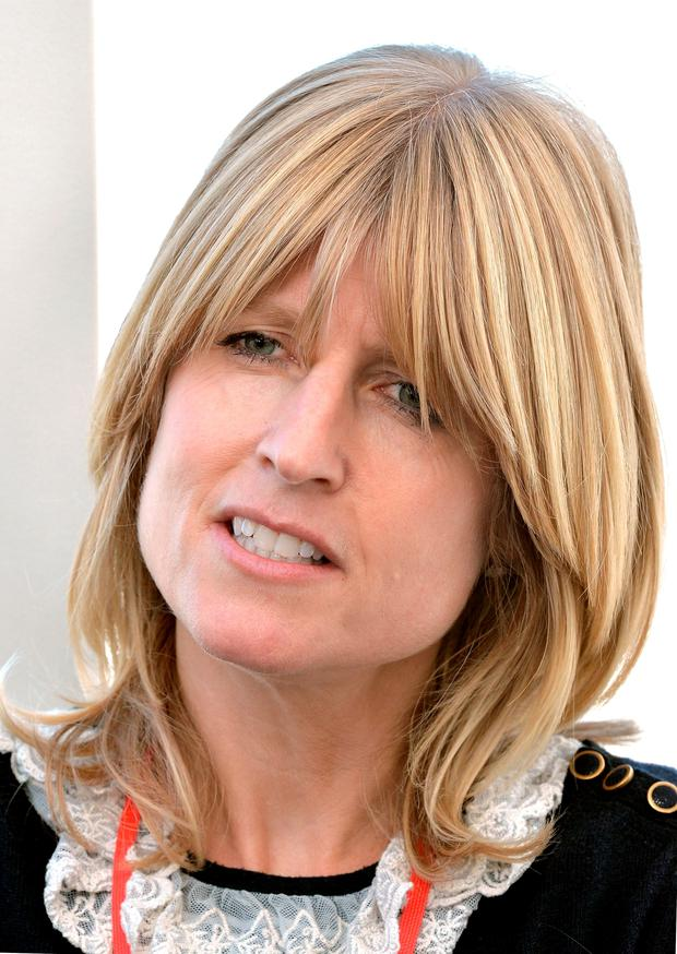 Rachel Johnson, who has said that her brother, Boris Johnson, is not