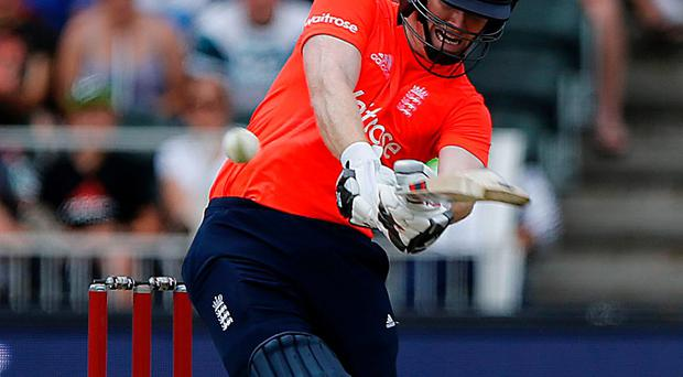 Simple mistakes: Eoin Morgan rued England's errors