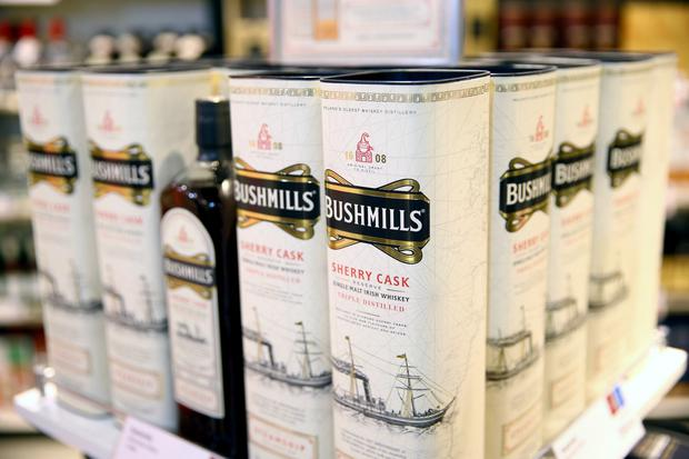 Sherry Cask Reserve from The Bushmills Steamship Collection