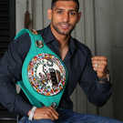 Big name: Amir Khan is a former World champion