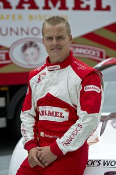 Robert Barrable will partner Wilson Thompson in a Ginetta G55.