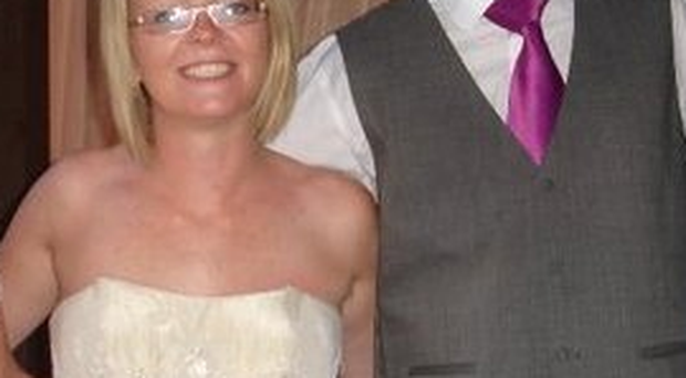 Patrick Cunningham who was killed on a road collision on Friday morning on his way to work with his wife Karen.