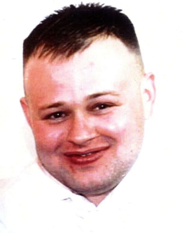 Stephen Carson, who was murdered after a gun attack in a house at Walmer Street in the Ormeau Road area, A murder investigation has been launched. Pic Pacemaker