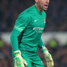 Cup call: Willy Caballero has played in every round